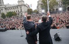 Krew braterstwa, która łączy dwa narody Polaków i Węgrów