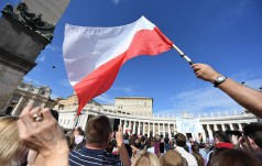 Zakończyła się narodowa pielgrzymka do Rzymu