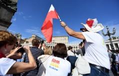 Rzym: polska młodzież dziękuje za ŚDM