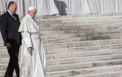 Franciszek w Szwecji będzie mówił po hiszpańsku