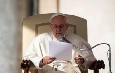 Franciszek: dzisiaj jest dzień, aby prosić o łaskę posłuszeństwa Duchowi Świętemu