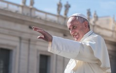 Papież u anglikanów w Rzymie