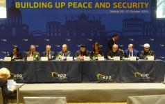 Budowa pokoju i bezpieczeństwa w Europie