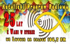 Ukraina: 25 lat Katolickiego Programu Radiowego we Lwowie