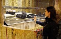 Przeniesienie urny z ciałem św. Ojca Pio