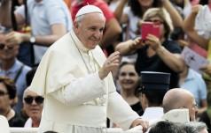 Franciszek: chrześcijanie żyją nadzieją nowego stworzenia
