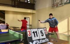 Częstochowa: rozpoczęły się XIX Mistrzostwa Polski Wyższych Seminariów Duchownych w Tenisie Stołowym