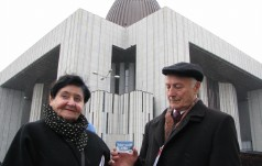 Przejechali pół Polski, aby zobaczyć Świątynię
