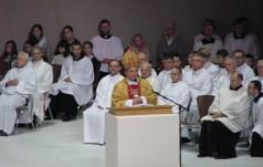 7,5 tys. Komunii św. udzielono w Świątyni Opatrzności