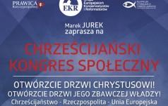 Chrześcijański Kongres Społeczny w Krakowie!