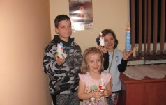 Inauguracja Wigilijnego Dzieła Pomocy Dzieciom w Częstochowie