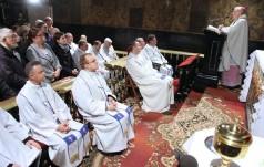 Bp Wodarczyk do członków KIK: trzeba doświadczeniem Boga dzielić się z drugim człowiekiem