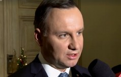 Andrzej Duda: wyrazy współczucia dla rodzin zmarłych górników