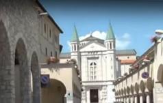 Włochy: szpital u św. Rity