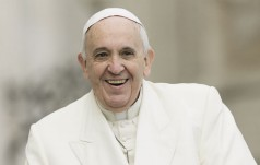 Jałówka w prezencie dla papieża Franciszka