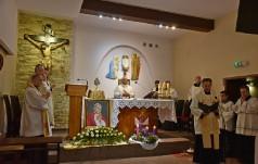Abp Depo wprowadził relikwie św. Jana Pawła II