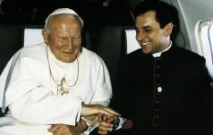 Prezentacja książki: Sekretarz dwóch papieży