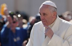 Franciszek z wizytą w Mediolanie
