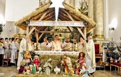 Pasterka w sanktuarium św. Marii Magdaleny
