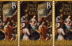Poczta Polska emituje znaczek z okazji uroczystości Objawienia Pańskiego