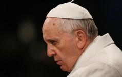 Papież do walczących z mafią: diabeł wchodzi przez kieszeń