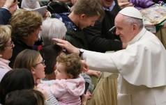 Franciszek u św. Marty: wiara domaga się konkretności