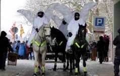 O koniach, policjantach i aniołach
