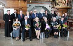 Odznaczenia dla zasłużonych Kościołowi Gdańskiemu