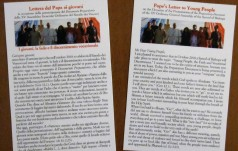 List Franciszka do młodzieży przed Synodem Biskupów: Kościół pragnie wsłuchać się w wasz głos