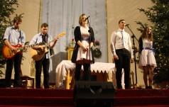 Śpiewali kolędy w Nowej Hucie