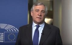 Włoch nowym szefem Parlamentu Europejskiego