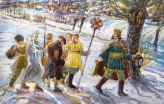 Tradycje świąteczne na Podkarpaciu