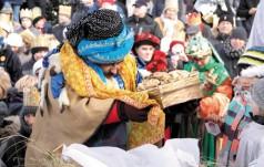 Obchody Święta Trzech Króli w Szczecinie