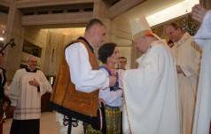 Archidiecezja krakowska podziękowała kard. Dziwiszowi za posługę