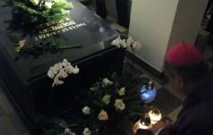 Pamiętali o zmarłym Prymasie
