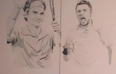 Federer w finale Australian Open