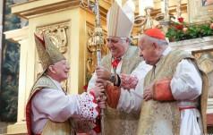 Kraków: zakończyły się uroczystości ingresu abp. Marka Jędraszewskiego