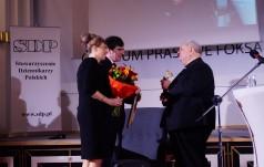 Warszawa: Laur SDP dla ks. inf. Ireneusza Skubisia