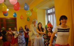Częstochowa: bal karnawałowy dla dzieci