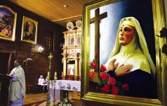 Spotkania ze św. Ritą