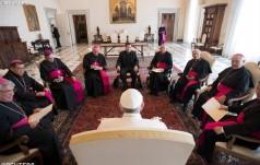 Obraduje Rada Kardynałów