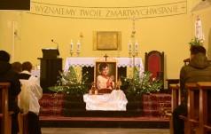 Peregrynacja relikwii św. Dominika Savio w Parafii św. Jakuba Ap. w Częstochowie