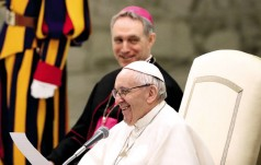 Franciszek do Polaków: niech Msza św. będzie dla was przywilejem, a nie nakazem
