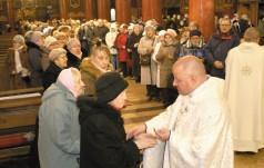 Modlitwa chorych