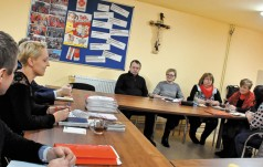 Spotkanie opiekunów Szkolnych Kół Caritas