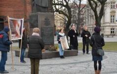 Modlitewny Flash Mob w intencji życia
