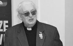 Zmarł ks. Henryk Kietliński, były przełożony pallotynów w Polsce