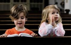 Modlitwa bardzo dziecięca...