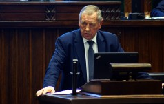 Minister Szyszko celnie odpiera zarzuty