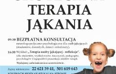 Warszawa: Porozmawiajmy o jąkaniu